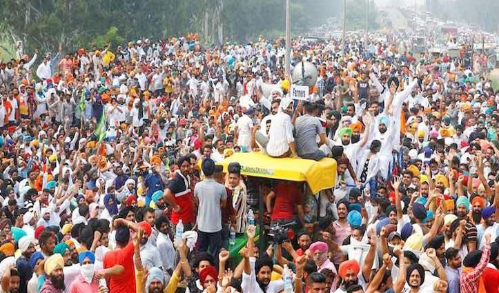 दिल्ली के बाद अब यूपी और उत्तराखंड में भी नहीं होगा चक्का जाम, अन्य राज्यों में 3 घंटे होगा आंदोलन