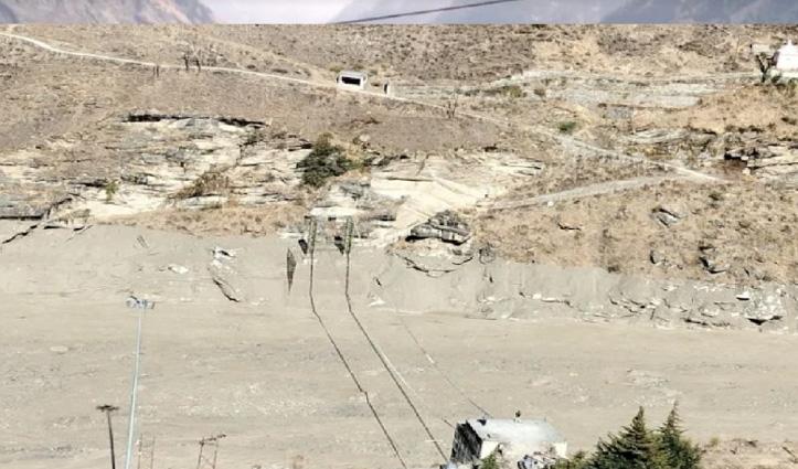#Uttarakhand जल प्रलय : चीन से जोड़ने वाला BRO का मलारी पुल बहा, ब्रिज निर्माण में माहिर जवान भेजे