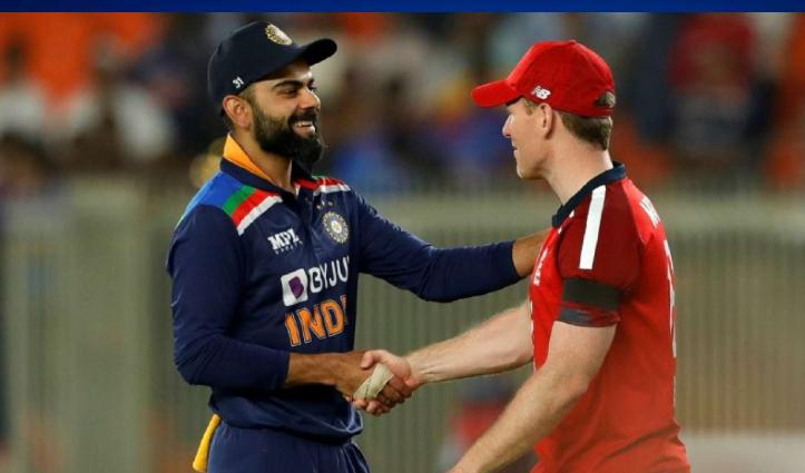 #INDvEND भारत ने जीती टी20 सीरीज, 225 के पहाड़ टारगेट नहीं छू सके अंग्रेज