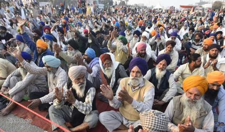 किसान आंदोलन पर व्यवस्था के लिए हर दिन 50 लाख रुपए खर्च रही खट्टर सरकार