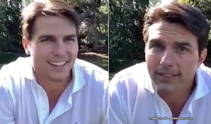 TikTok पर छाए Tom Cruise के वीडियो, युवक की कलाकारी के फैन हुए लोग