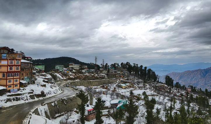 Himachal_Weather : 9 जिलों में तीन दिन अंधड़ और ओलावृष्टि का येलो अलर्ट जारी