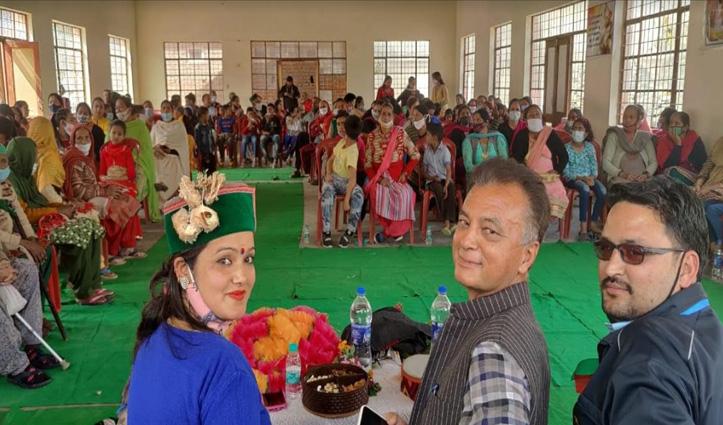 Mandi से बीजेपी विधायक अनिल शर्मा ने जल शक्ति मंत्री महेंद्र सिंह को कहा 'ड्रामची'