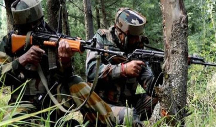 Shopian Encounter : सुरक्षाबलों ने मार गिराया आतंकी संगठन अंसार गजवत-उल-हिंद का चीफ