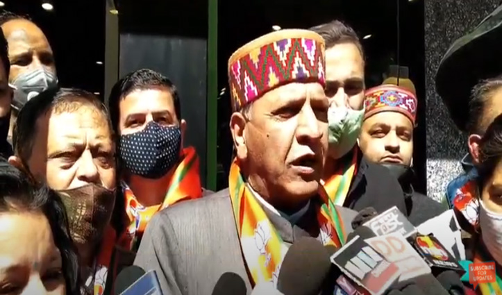 Bindal का वार- किस नीति, नेता और नियत की बात कर रहे कुलदीप राठौर