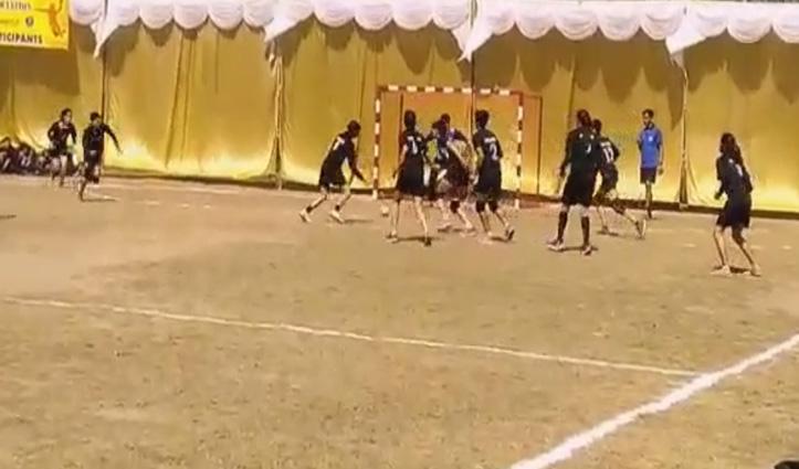 Himachal : 29वीं राज्य स्तरीय हैंडबॉल प्रतियोगिता में 9 जिलों की टीमें दिखाएंगी दमखम