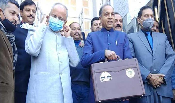 CM जयराम ने बजट में रखा हर वर्ग का ध्यान, किसान से लेकर उद्यमियों तक को मिलेगा लाभ