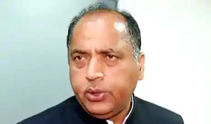 सीएम जयराम ने केंद्रीय मंत्री से उठाया सऊदी अरब में दफनाए ऊना निवासी का शव भारत लाने का मामला