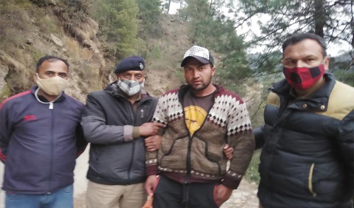 मंडी पुलिस ने 562 ग्राम चरस के साथ पकड़ा युवक