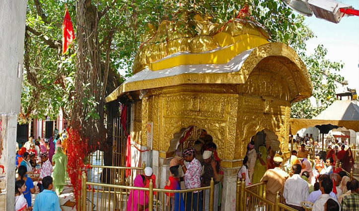 चिंतपूर्णी मंदिर में बैक डोर एंट्री होगी बंद,  बढ़ेगा तीसरी आंख का पहरा