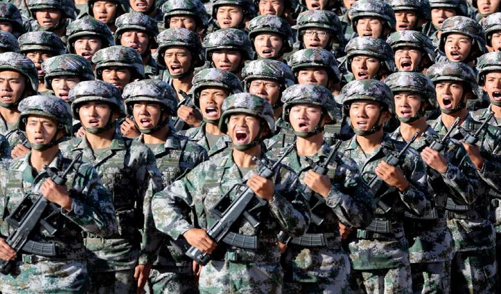 दुनिया में China की सेना सबसे ताकतवर, भारत का रैंक जानने के लिए करें क्लिक