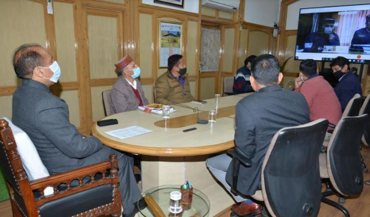 Jai Ram ने लाहुल-स्पीति के लोगों की सुविधा को चार सेवाओं का किया शुभारंभ