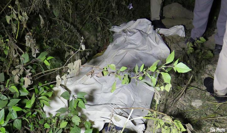 Himachal : बुरांश के फूल लेने गई 8वीं की छात्रा का घर के पास खाई में मिला शव