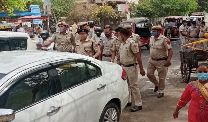 दिल्ली : पुलिस गिरफ्त से बदमाश को छुड़ा ले गए अपराधी, GTB अस्पताल परिसर में फायरिंग