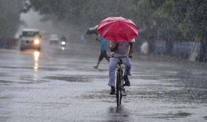 उत्तर भारत में मौसस खराब : Delhi-NCR में बारिश, पंजाब-हिमाचल सहित कई राज्यों में येलो अलर्ट