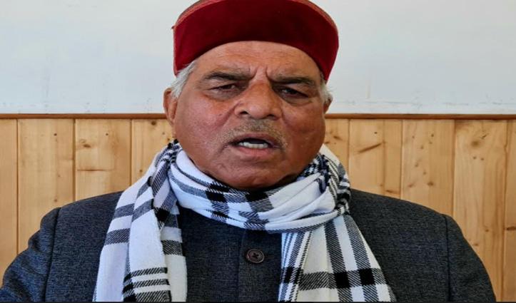 Himachal: पूर्व सांसद वीरेंद्र कश्यप को फिर सौंपी बड़ी जिम्मेदारी