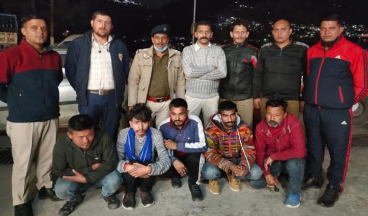 हिमाचल: जल शक्ति विभाग की पाइप चोरी मामले में मास्टर माइंड समेत पांच और गिरफ्तार