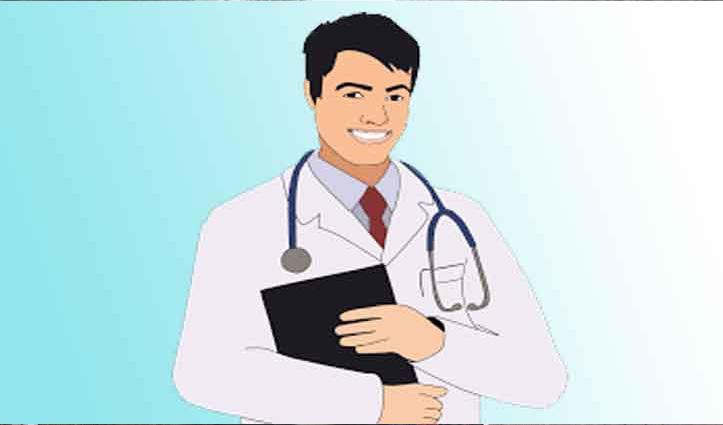 डीडीयू अस्पताल का चिकित्सक कोरोना वैक्सीन की दो डोज के बाद भी पाया गया संक्रमित