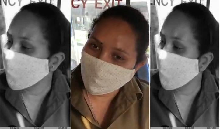HRTC की महिला चालक सीमा ठाकुर बोलीं, कुछ ड्राइवर काम की जगह खेलते हैं जुआ