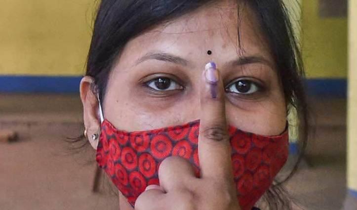 पश्चिम बंगाल में पहले चरण का मतदान, हिंसा के बीच 80 फीसदी से ज्यादा वोटिंग