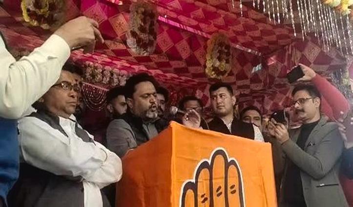 फतेहपुर उपचुनावः कठिन होती दिख रही #Congress की राह, अभी से आने लगी बगावत की बू