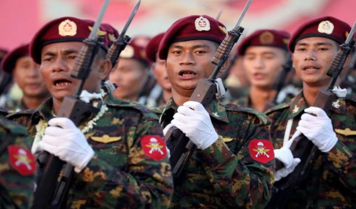 म्यांमार तख्तापलट : सेना ने एक ही दिन में 91 प्रदर्शनकारी मारे, अब तक 300 से ज्यादा की मौत