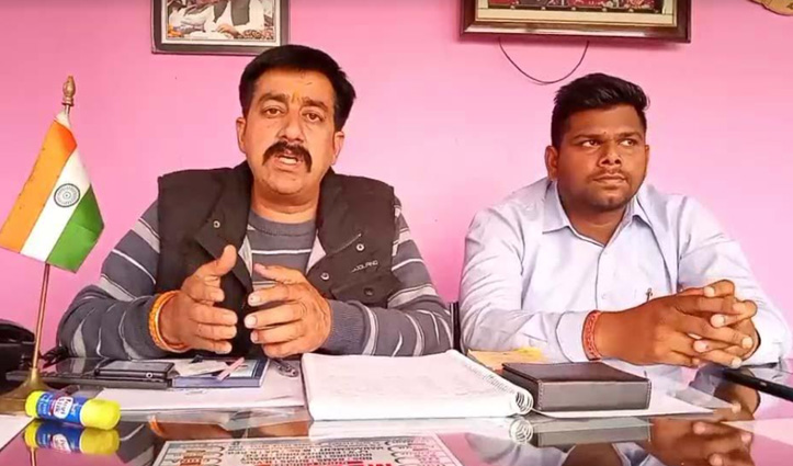 विवेक शर्मा बोले- मछलियां पकड़ने का टेंडर कंपनी को देकर मछुआरों के पेट पर मारी लात