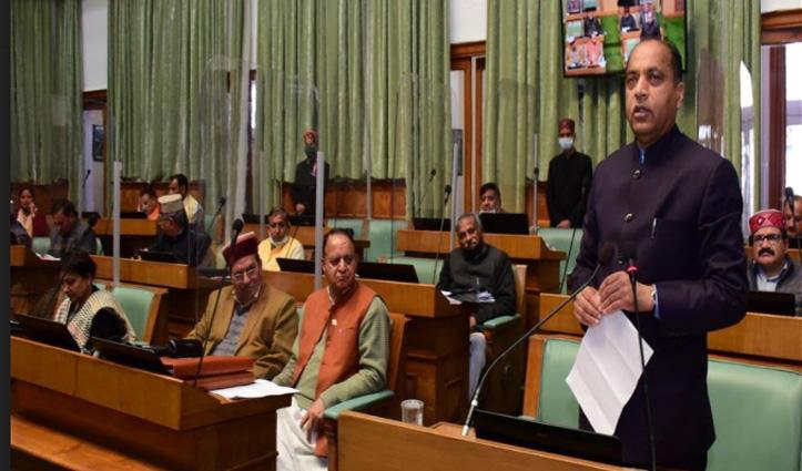 जयराम बोले- Congress ने तिरंगे का किया अपमान, HRTC के 12 लाख नहीं किए चुकता