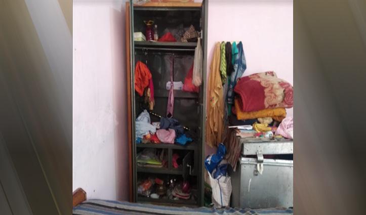 हिमाचल: चोरों ने दिन दिहाड़े घर में की चोरी, गहनों और नगदी पर किया हाथ साफ