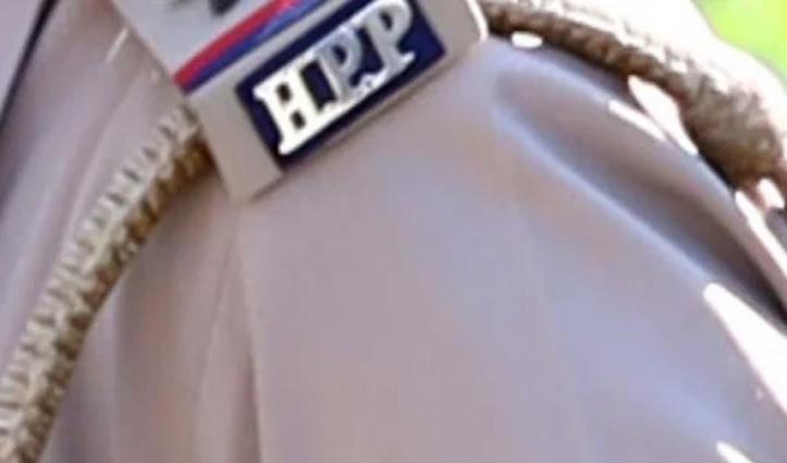 नलवाड़ी मेला में पुलिस कांस्टेबल ने नाबालिग को बेचा चिट्टा, निलंबित कर पुलिस लाइन भेजा
