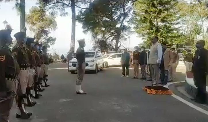Dharamshala पहुंचे सीएम जयराम ठाकुर, मंत्रियों-विधायकों संग करेंगे बातचीत