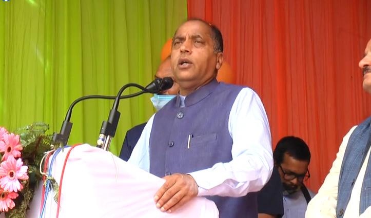 सीएम जयराम बोले,फतेहपुर सीट Congress से जीतने का करेंगे प्रयास
