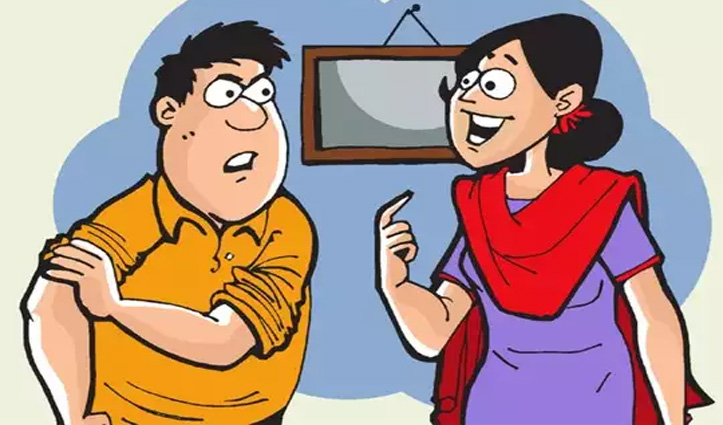 पत्नी (पति के बर्थडे पर) : क्या गिफ्ट दूं ?