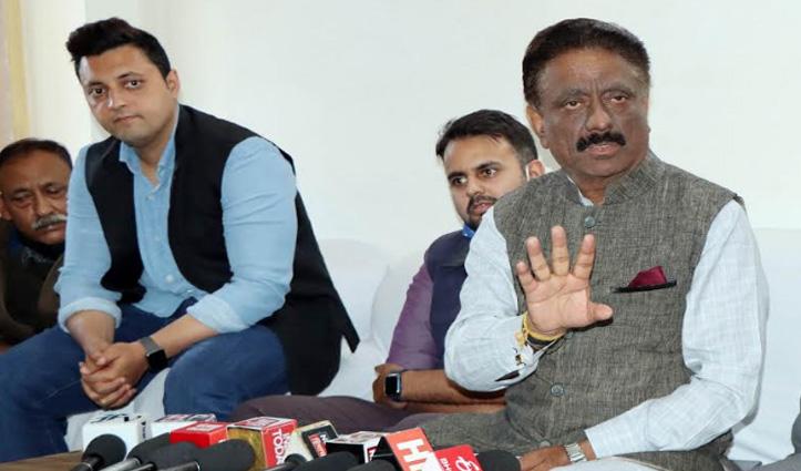 कुलदीप राठौर की जयराम को चुनौती, देख लेने की भी कही बात- क्या है मुद्दा- जाने