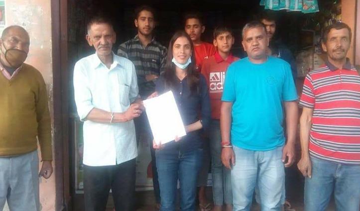 Himachal: जबना चौहान की डिग्री कॉलेज खोलने की मांग को मिला जन समर्थन