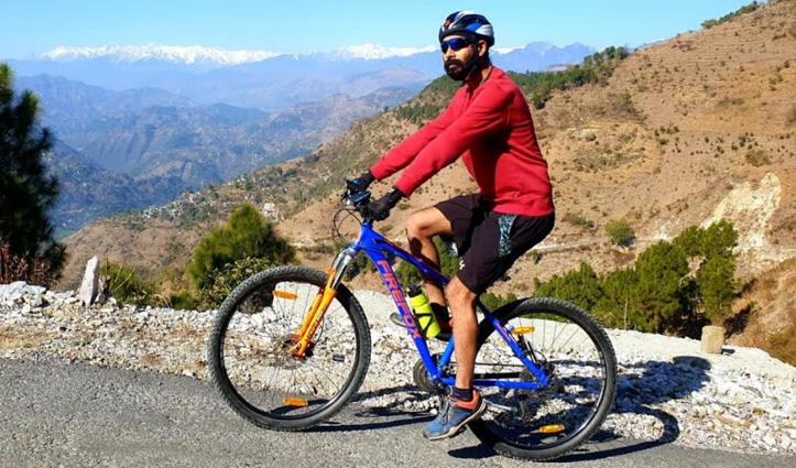 Himachal : मंडी के जसप्रीत पॉल ने जीती राष्ट्रीय वर्चुअल साइकलिंग प्रतियोगिता