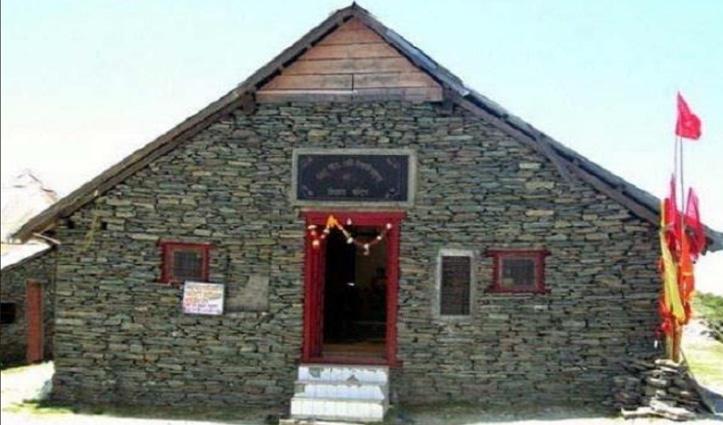 मौसम अनुकूल रहा तो 15 मार्च को श्रद्धालुओं के लिए खुल जाएंगे आदि हिमानी चामुंडा मंदिर के कपाट