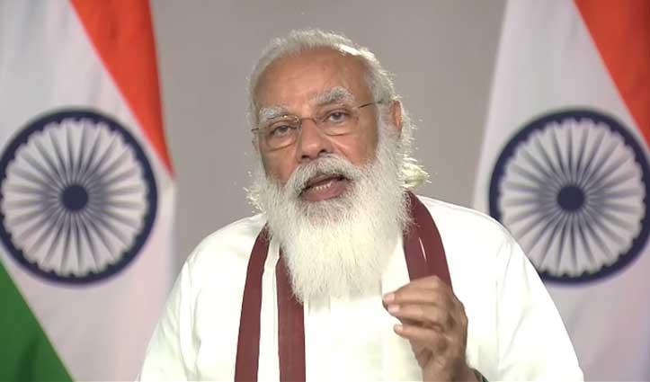 """विश्व जल दिवस पर """"कैच द रेन"""" अभियान शुरू, PM Modi बोले – वाटर मैनेजमेंट बेहद जरूरी"""