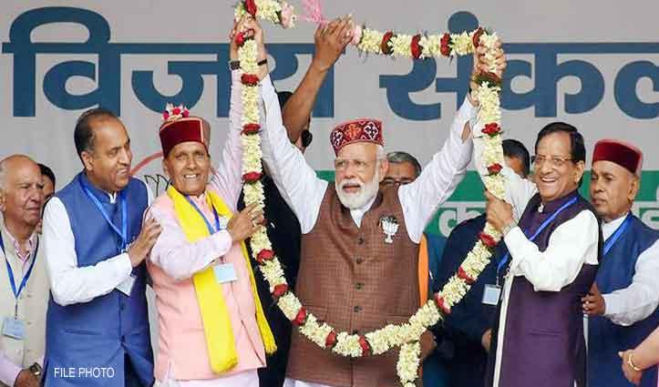 मंडी की सेपू बड़ियां दिल्ली ले जाने वाले Modi के सुदामा का यूं चले जाना …