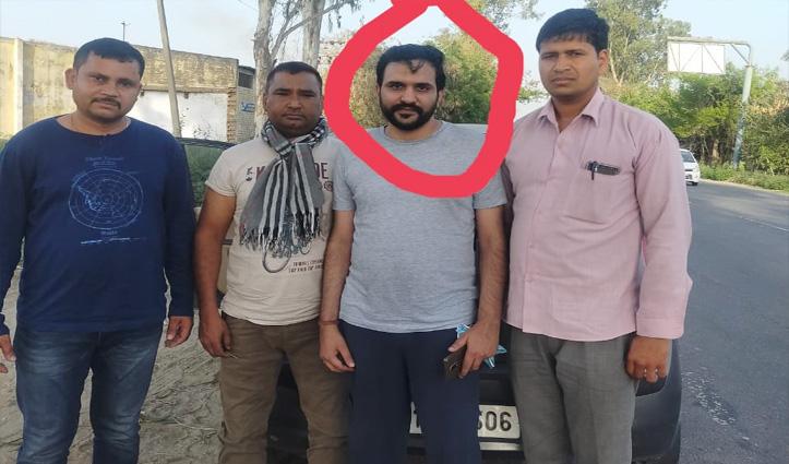 सिरमौर पुलिस ने फरार चल रहे भगौड़े को 10 साल बाद गुड़गांव  से दबोचा