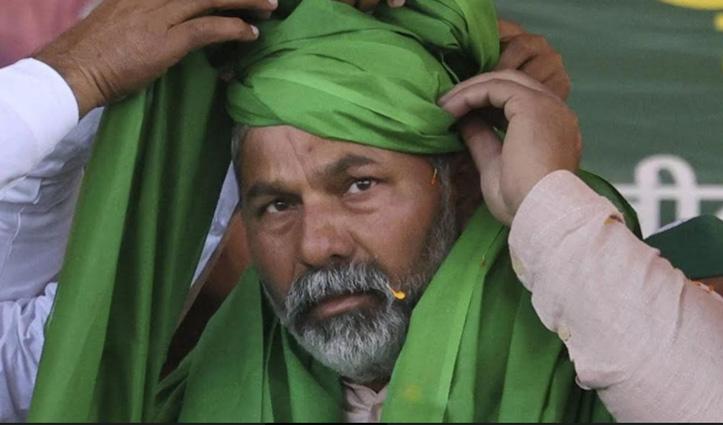 26 मार्च को फिर से भारत बंद का ऐलान, चिल्ला बॉर्डर को भी करेंगे बंद : राकेश टिकैत