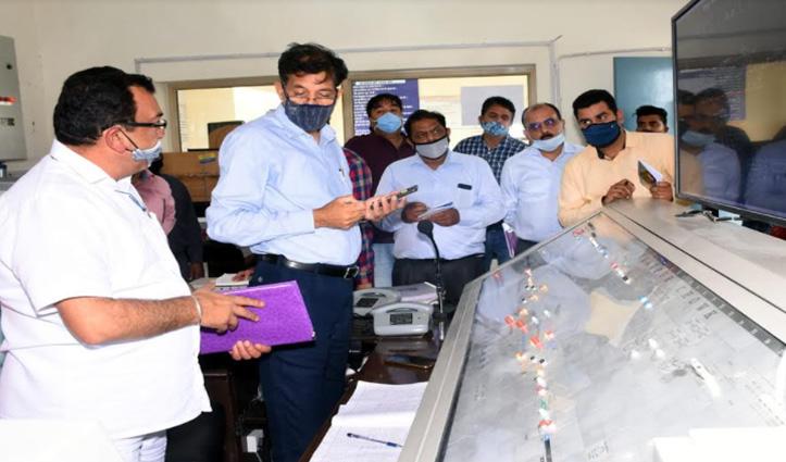 Himachal: अंब-दौलतपुर रेलवे ट्रैक पर दौड़ेगी इलेक्ट्रिक ट्रेन, प्री इंस्पेक्शन पूरा