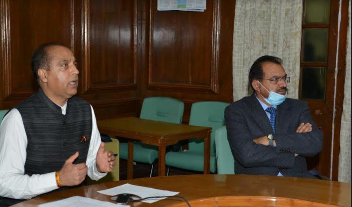 CM जयराम ने चायल में जन औषधि केंद्र का किया लोकार्पण, सस्ते दामों पर मिलेंगी जेनेरिक दवाइयां