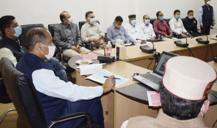 CM urges people to play cautiously against new strain of Covid-19