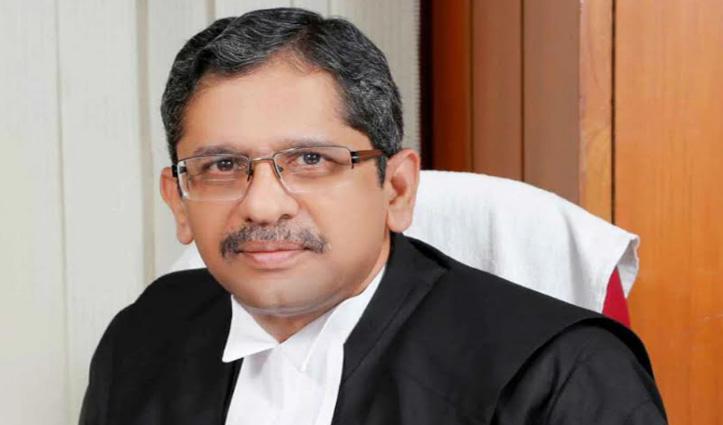 एनवी रमन्ना होंगे देश के अगले मुख्य न्यायाधीश, एसए बोबडे ने कानून मंत्रालय को भेजा नाम