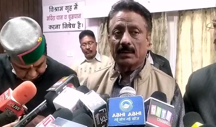 राठौर का वार- जयराम होर्डिंग वाले CM, कहां जा रहा करोड़ों का कर्ज