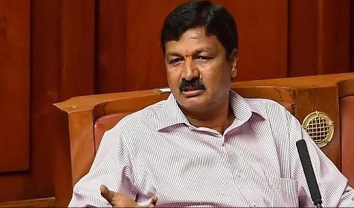 सेक्स कांड में फंसे कर्नाटक के मंत्री रमेश जारकीहोली ने दिया इस्तीफा, बोले मैं निर्दोष हूं