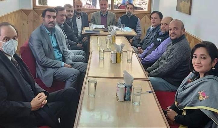 PRSI शिमला चैप्टर की नई कार्यकारिणी गठित, HPU से होगा MOU