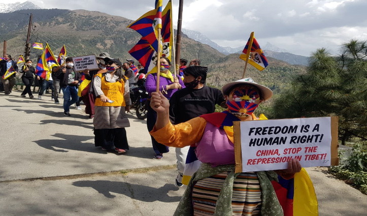 Tibetan govt in exile commemorates 62nd anniversary of Tibetan National uprising day