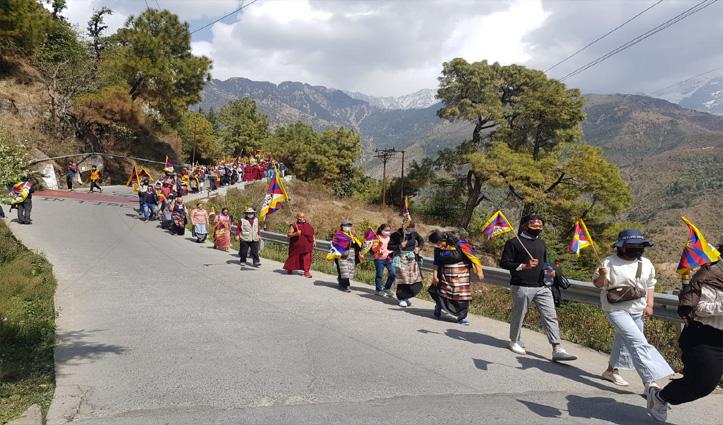 तिब्बती राष्ट्रीय जनक्रांति दिवस : 62वीं वर्षगांठ पर शहीद तिब्बतियों के बलिदान को किया याद